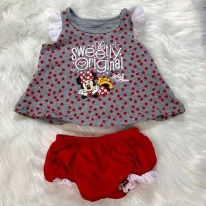 SALE Disneyland Minnie Mouse Newborn Outfit
